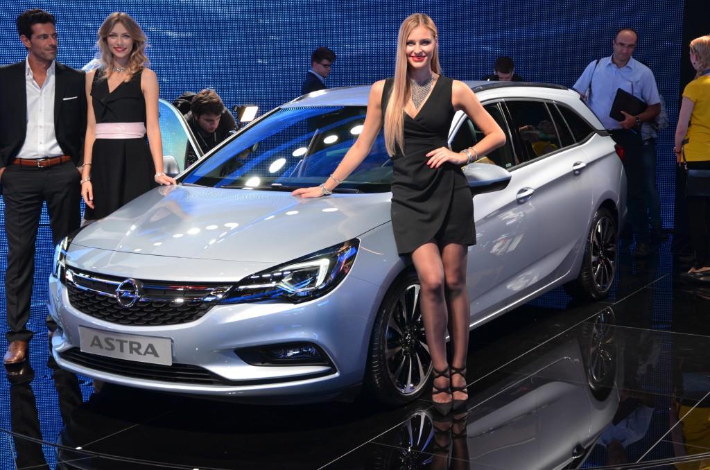 Opel Astra 1 kopi