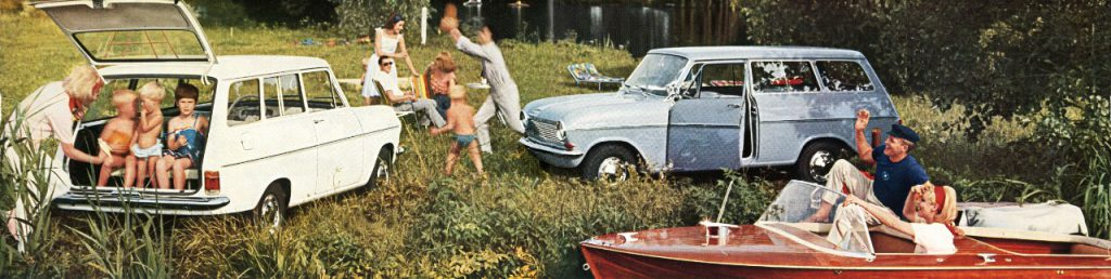 Opel Kadett 4