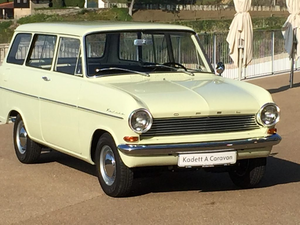 Opel Kadett 5