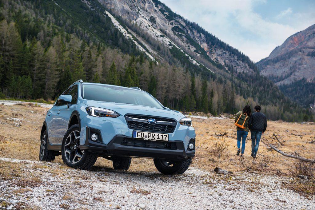 Ny Subaru XV 2017