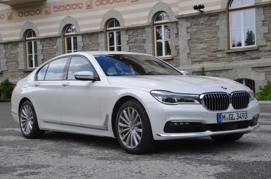 BMW 750i 1