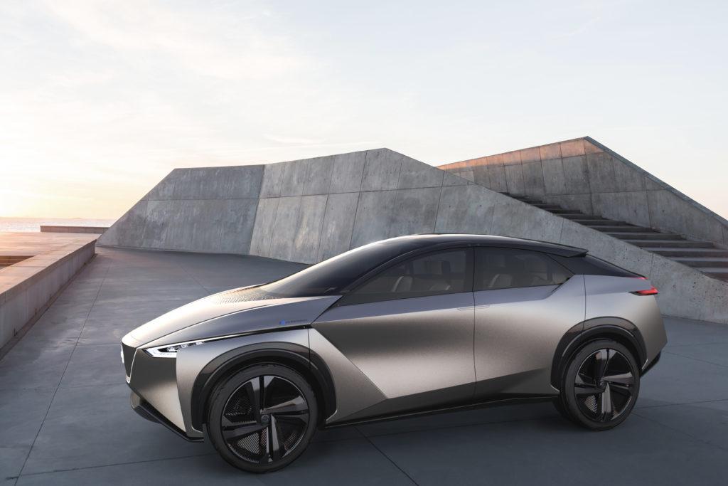 Nissan IMx KURO concept 2