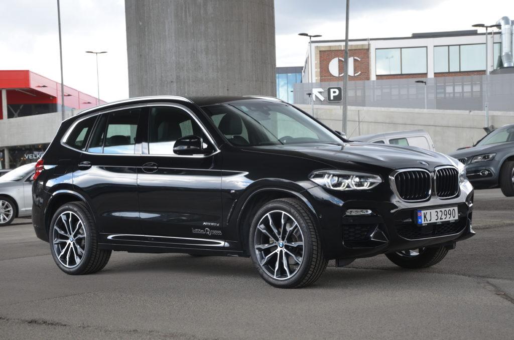 BMW X3 1-kopi