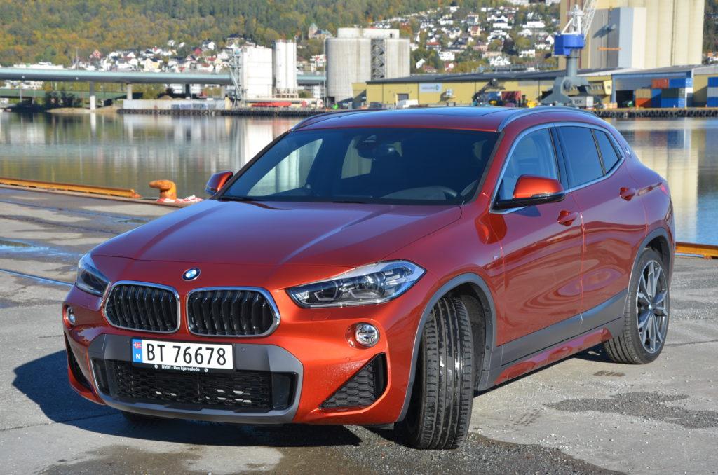 BMW X2 b