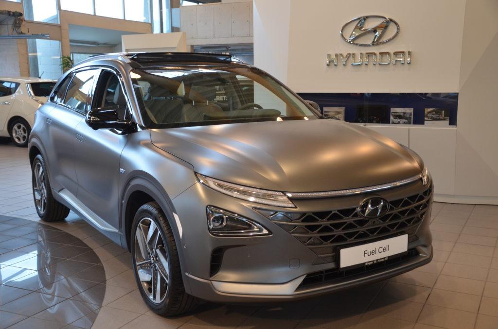 Hyundai Nexo 2