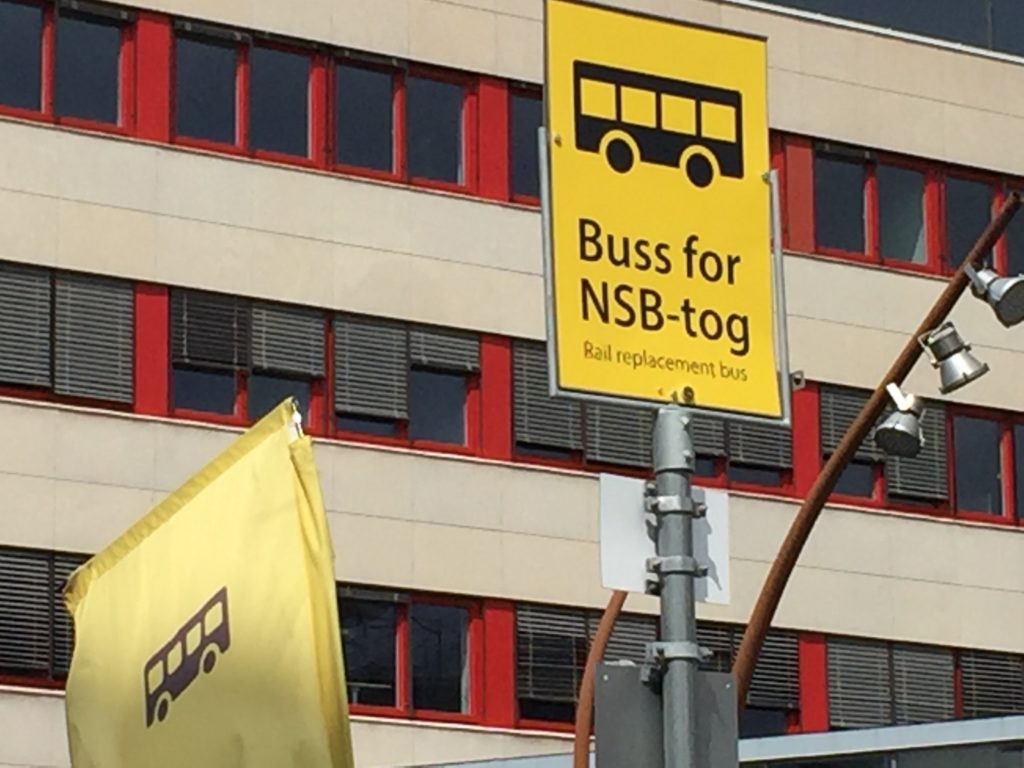 Buss for tog 5
