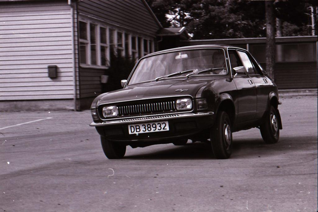 Austin Allegro 1974 9-kopi