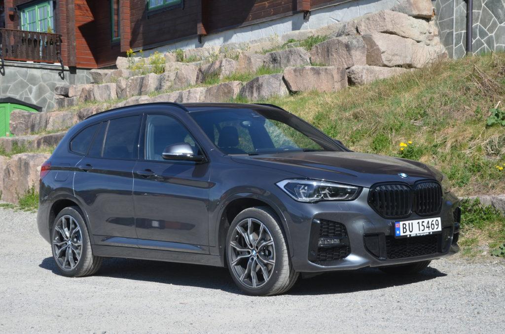 BMW X1 ladbar 7