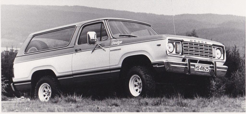 Ramcharger 1978 1
