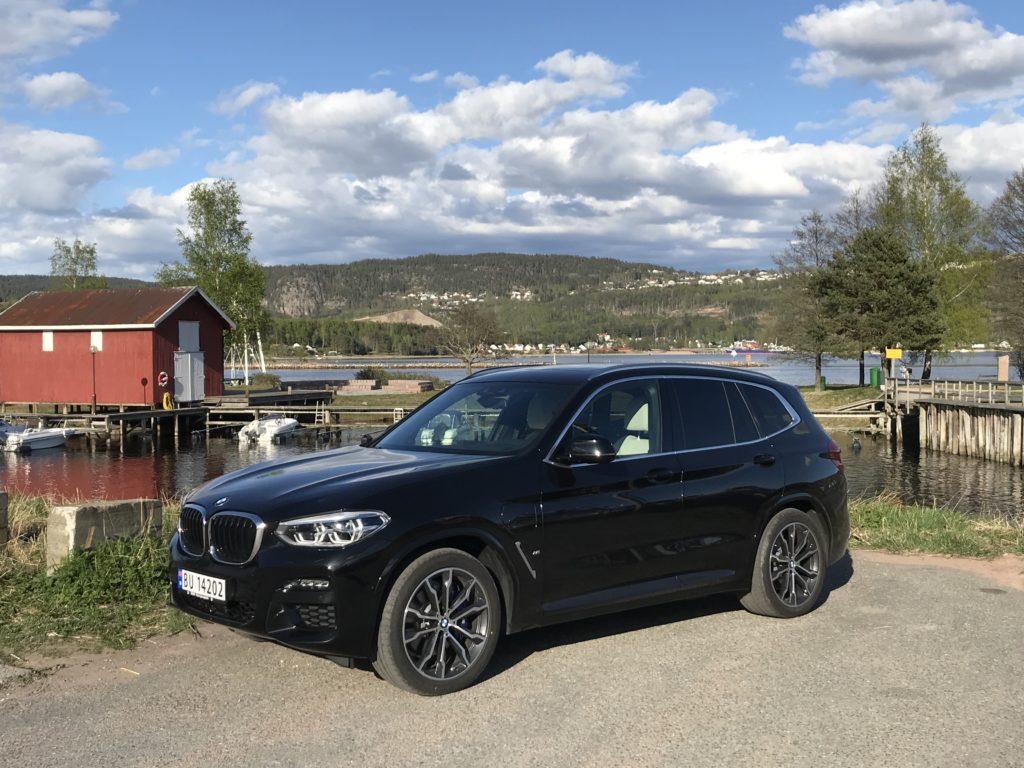 BMW X3 plug-in 9