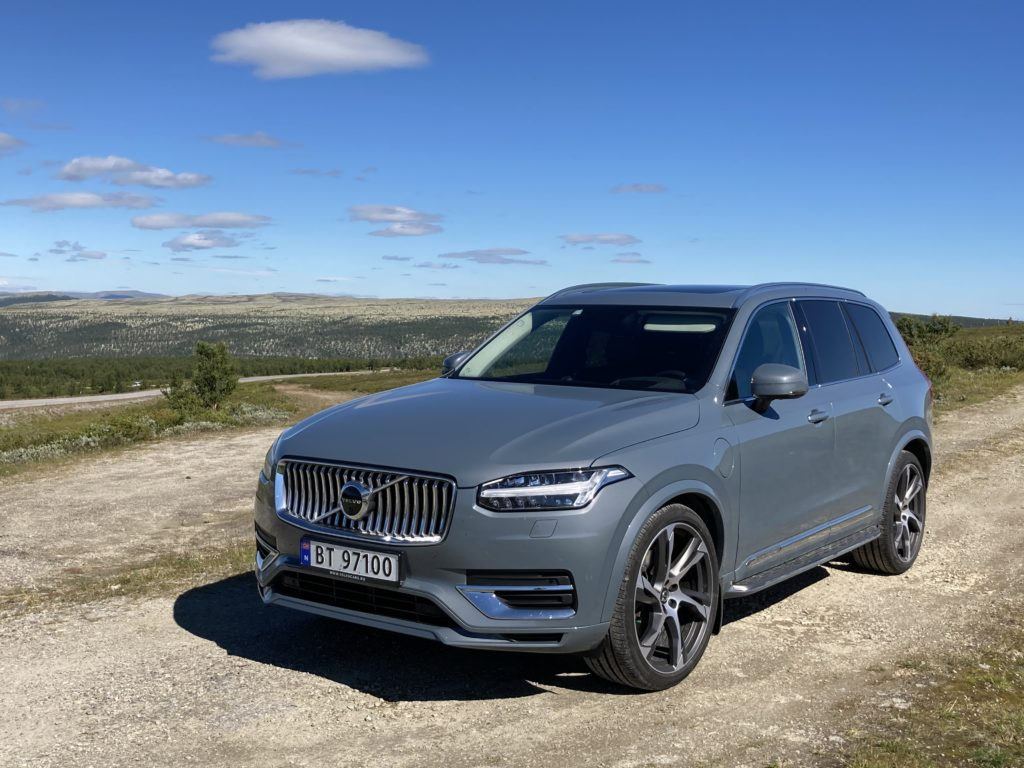 XC90 T8 Inscription 5