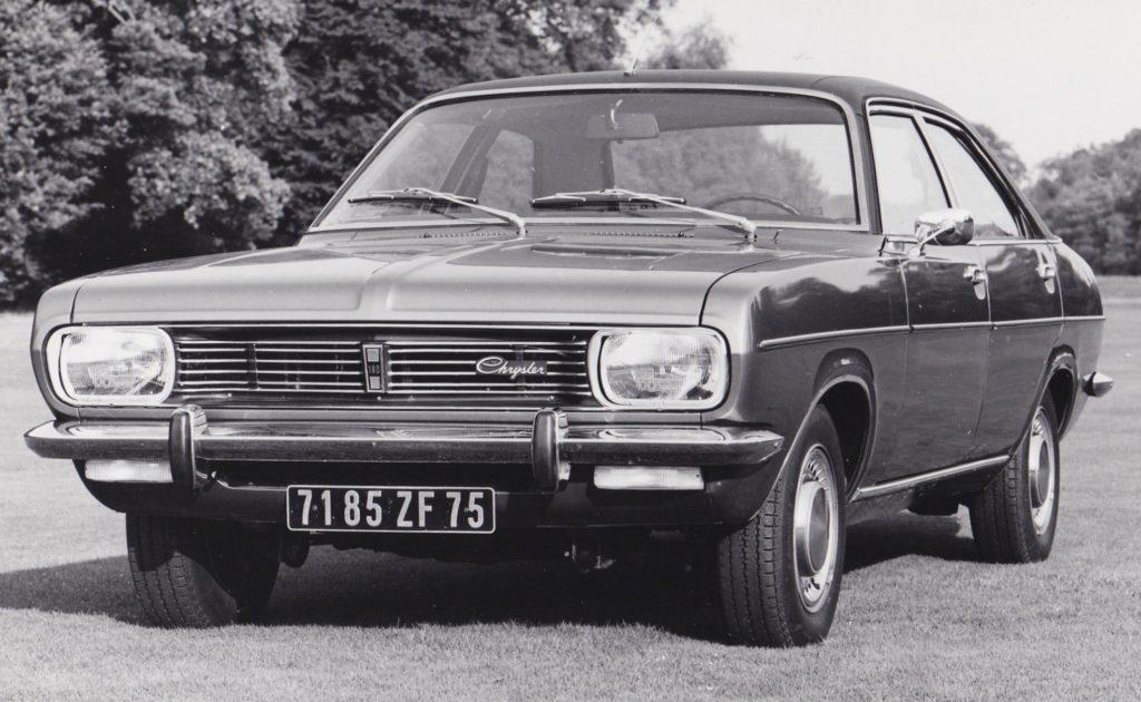 OK Chrysler 180 1971-72, 75 3
