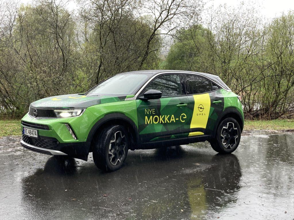 Opel Mokka-e 3